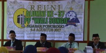 Alumni 37 Adakan Reuni Perdana