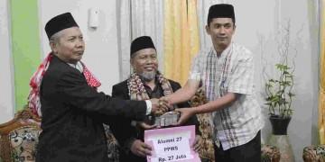 Donasi Alumni untuk Renovasi Masjid Pondok Ngabar