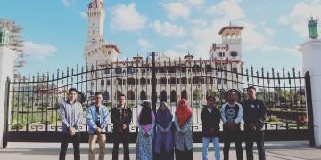 8 Alumni Ngabar Lanjutkan Studi ke Timur Tengah